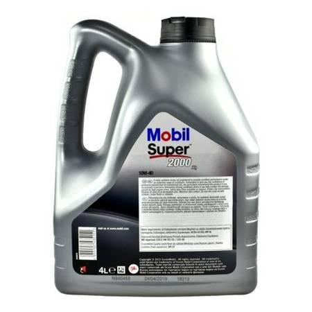Olej Mobil Super 2000 X1 10W/40 4L