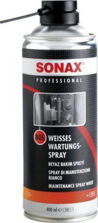 Sonax Professional - biały smar w sprayu 400ml