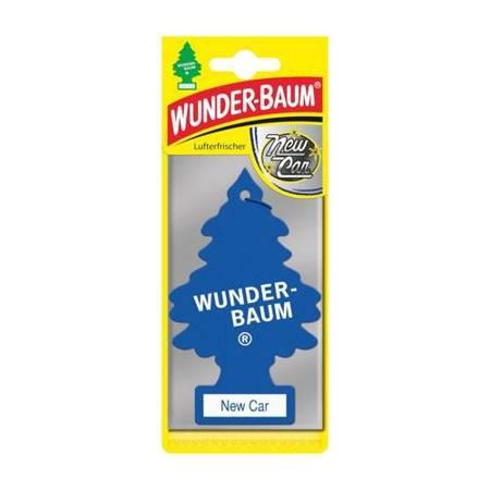 Wunder Baum drzewko zapachowe - Nowy samochód