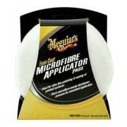 Meguiars Even-Coat Applicator Pad - gąbka z mikrofibry do nakładania wosku - 2szt