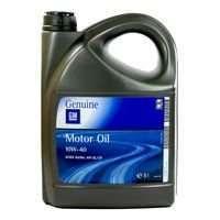 Olej GM 10W/40 5L