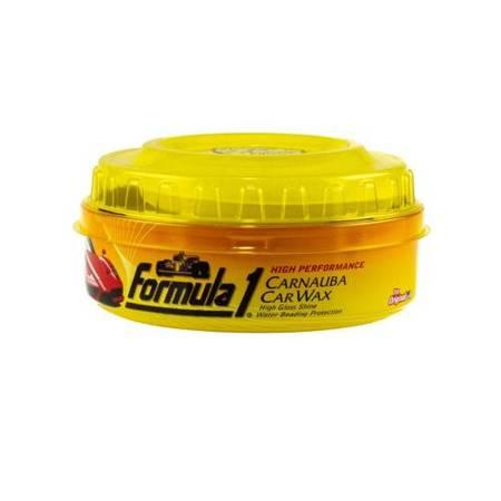 Formula 1 Carnauba Car Wax wosk - wosk samochodowy 230g