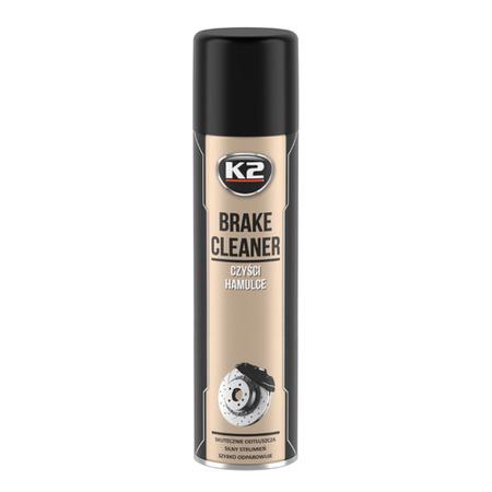 K2 Brake Cleaner zmywacz - środek do czyszczenia hamulców 600ml