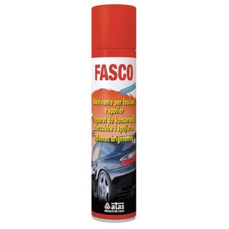 Atas Fasco do konserwacji zderzaków i spojlerów 600ml