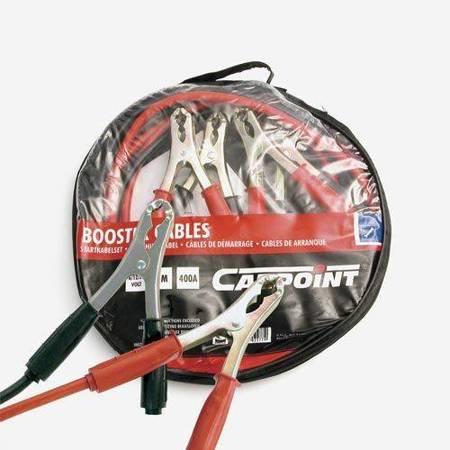 CarPoint kable rozruchowe w etui 400A 3m