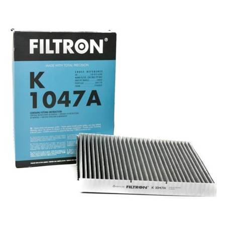 FILTRON filtr kabinowy K1047A - VW Golf IV (z węglem aktywnym)