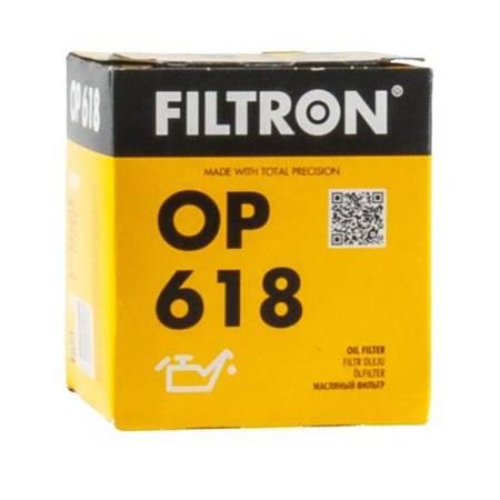 FILTRON filtr oleju OP618 - Toyota Camry 3.0i