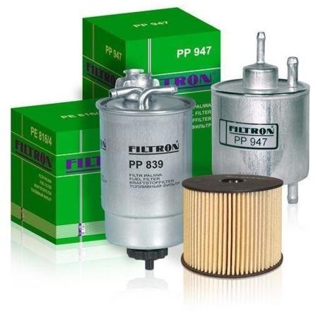 Filtr paliwa PP838/1 - FORD Escort 1.8D