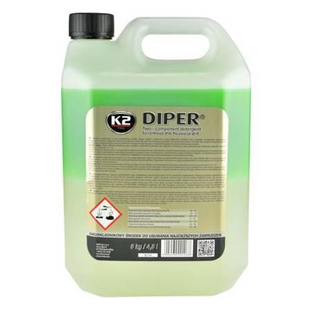 K2 Diper piana aktywna do mycia pojazów ciężarowych 5kg