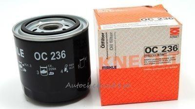 Knecht filtr oleju OC236 - Chrysler, Jeep,Nissan Pathfinder II 2.5 DCi 10-