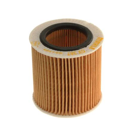 Knecht filtr oleju OX387D - BMW E90,E91 -2.3i-3.3i,xi 2005->