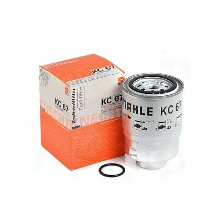 Knecht filtr paliwa KC67 - Nissan Sunny 1,7D 84->, 2,0D N14 90->
