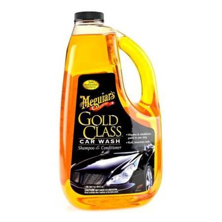 Meguiars Gold Class Car Wash Shampoo Conditioner - szampon z odżywką 1,8L