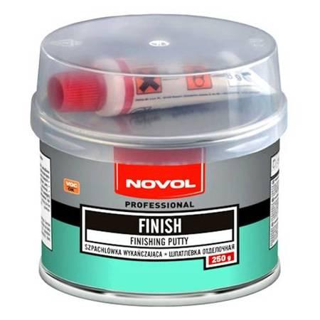 Novol szpachla Finisz - wykańczająca 0,25kg
