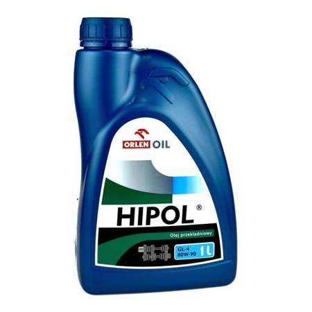 Olej przekładniowy Orlen Hipol GL-4 80W/90 1L