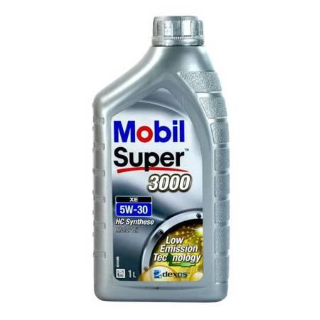 Olej silnikowy Mobil Super 3000 XE  5W/30 1L