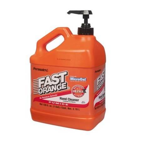 Permatex Fast Orange - pasta do mycia rąk - 3.78L