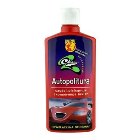 Plastmal Autopolitura - czyści i  pielęgnuje lakier 450ml